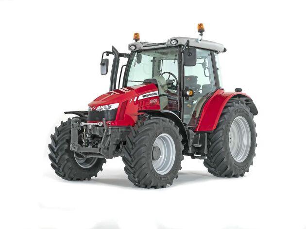 MF 5609 var den mest populära lantbrukstraktorn under 2017 med 136 inregistrerade exemplar. Grundpriset på traktorn ligger på 645 680 kronor.