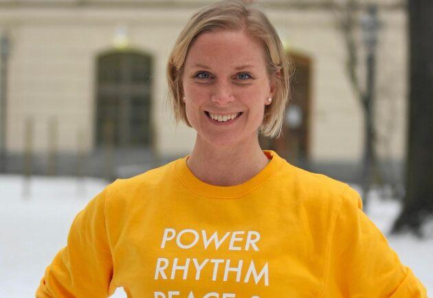 Louise Gottlind är fysioterapeut med stor erfarenhet av hallux valgus.