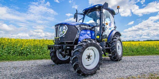 Lovol gör premiär på traktortoppen