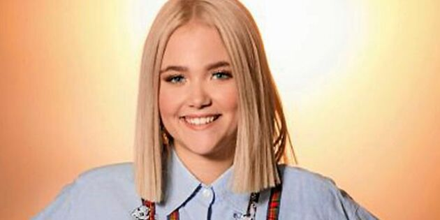 15-åriga Malous debut i Melodifestivalen blev succé