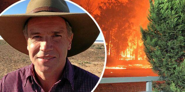 Rapport inifrån brändernas Australien