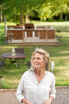 Anita Rotschild vill vårda sin mormors minne och ge något tillbaka till hennes älskade by Stora Rör på Öland.