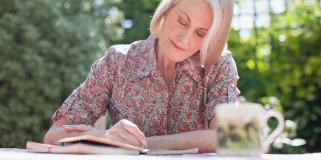 Hitta författaren inom dig i sommar – och låt dina berättelser ta form