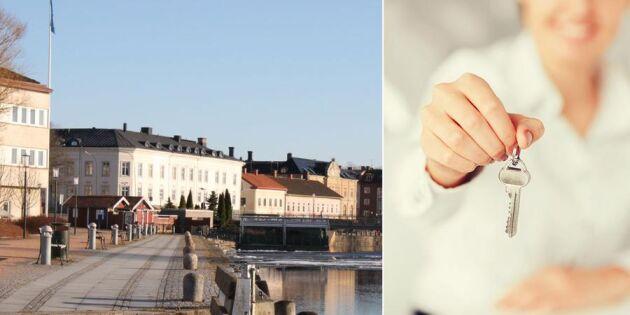 Här är billigaste kommunerna i Sverige