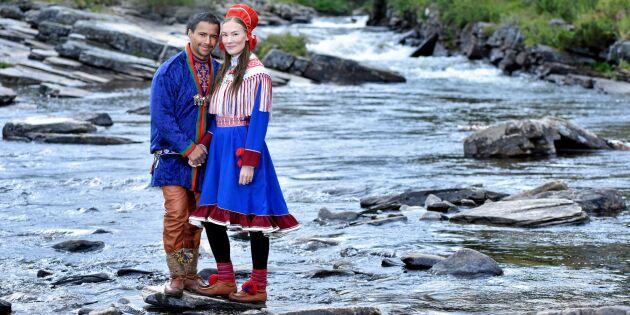 Följ med hem till Jon Henrik och Maret i Mittådalens sameby!