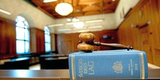 Kvinna förlamades - tre döms för trädfällningsolycka