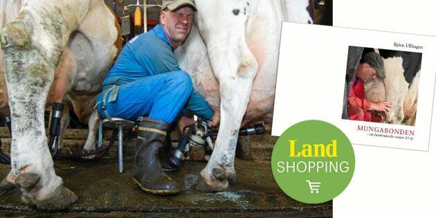 Unikt dokument! Boken som skildrar mjölkbondens slit