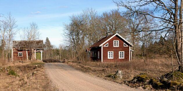 Fler kommuner kartlägger ödehusen – kan lösa bostadsbristen på landet