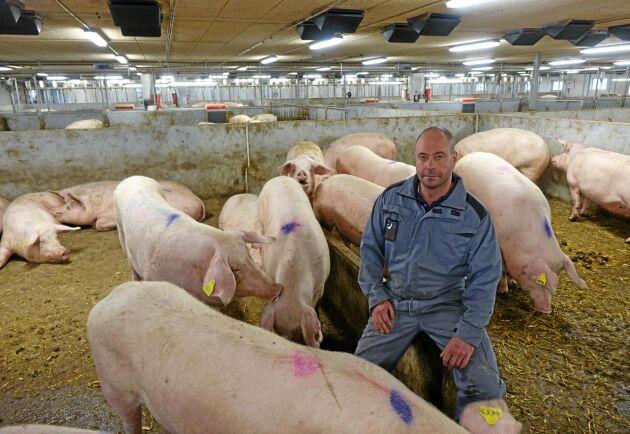 Mattias Espert drabbades av salmonella i sin besättning 2009. Verksamheten var inte fullt återuppbyggd igen förrän 2013.