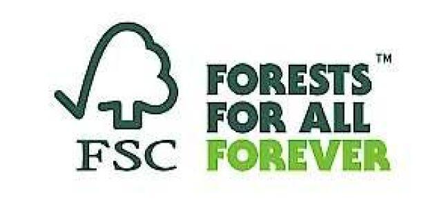 FSC är den andra certifieringen.