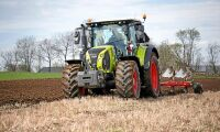 Begagnade Claas-traktorer får garanti