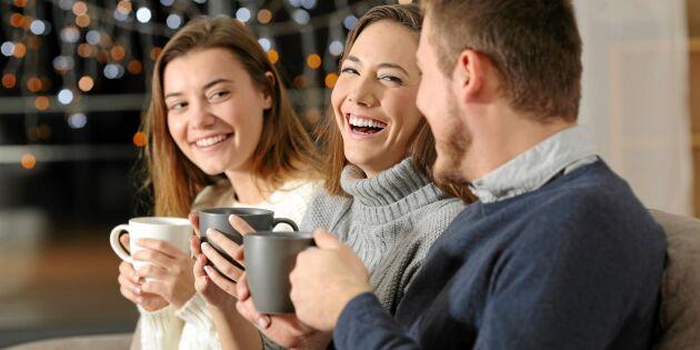 Så klarar du julfesten: 5 tips till dig som är högkänslig