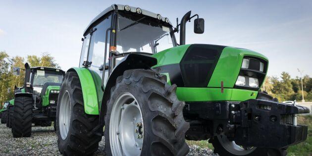 Traktorstölderna ökar dramatiskt