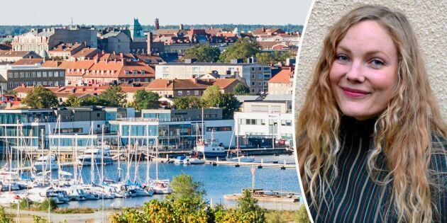 """Matilda breddar bilden av Karlskronas världsarv: """"Mer än en militärstad"""""""