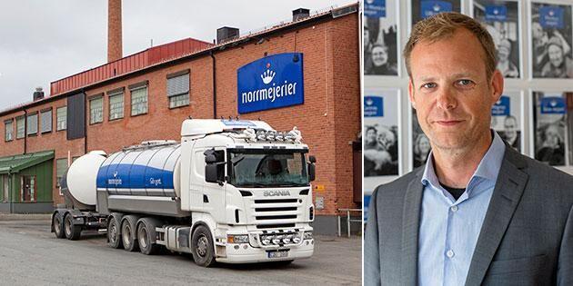 Rekordår för Norrmejerier – närmar sig två miljarder