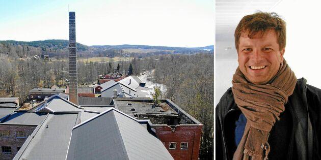 """Konstförening vill köpa Fengersfors bruk: """"Finns framtidstro"""""""