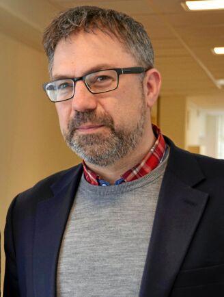 Karl Andersson, biträdande professor i distribuerade datorsystem vid LTU, och verksamhetsledare vid Centrum för distansöverbryggande teknik.