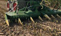 Krone utvecklar traktorburen hack
