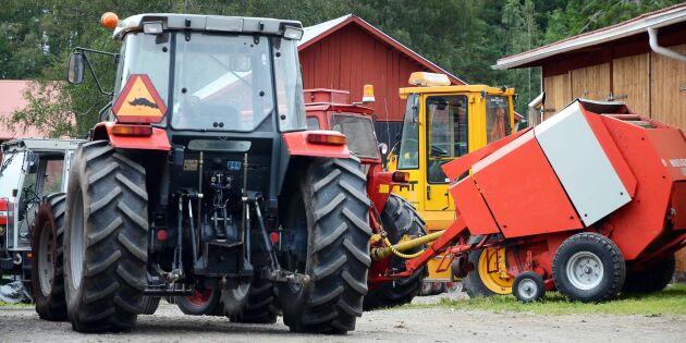 Höjd återbetalning på dieselskatten för lantbrukare