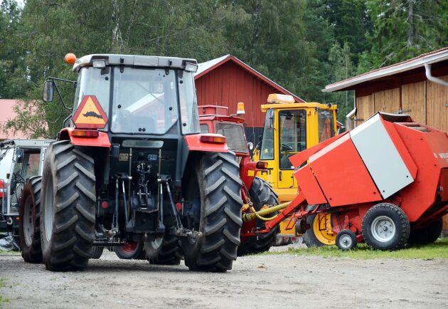 Lantbrukare kan kräva återbetalning på en viss del av skatten som man betalar för att tanka fossil diesel. Från och med den första juli i år får lantbrukare höjd återbetalning på dieselskatten.