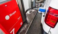 Premie för konvertering till biodrivmedel planeras