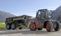 Mångsidig traktor går i produktion