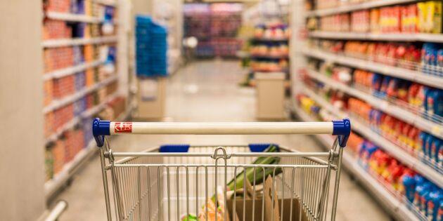 Innovation ska ge svenska livsmedel en skjuts