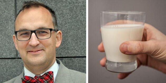 Det är dags att göra mjölken till en lyxvara