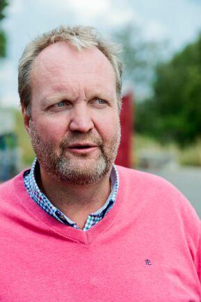 Mikael Jeppsson, Lantmännen lantbruks spannmålschef.