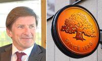Södras VD mitt i Swedbankkrisen
