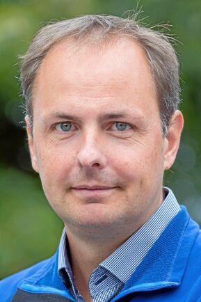 Jonas Eriksson, medlemschef på Norra Skogsägarna.