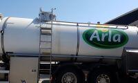 Stabilt när Arla spår om mjölkpris