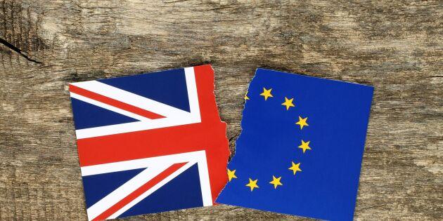 Brittiska skogsföretag får dyr Brexit-smäll