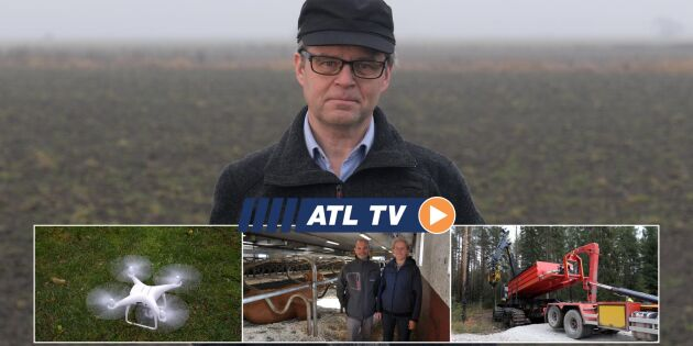 ATL TV: Skotare blir brandfordon