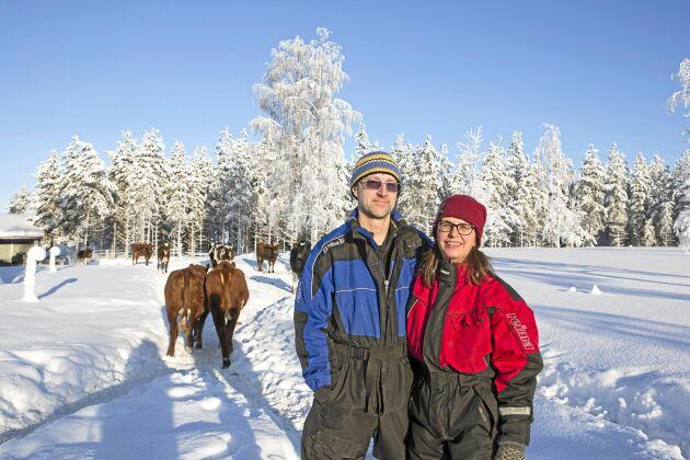 I dag är paret Hellström själva en del i Eldrimners nätverk och ger själva kurser i osttillverkning.
