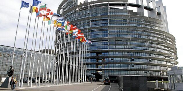 EU-parlamentet vill inte skära i stöden