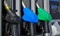 Priset på bensin sänks
