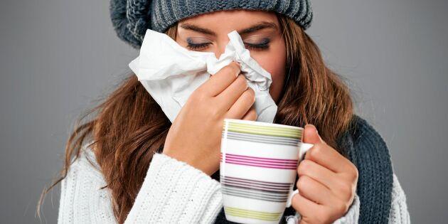 Forskarna överens: Varma kläder hindrar inte förkylning