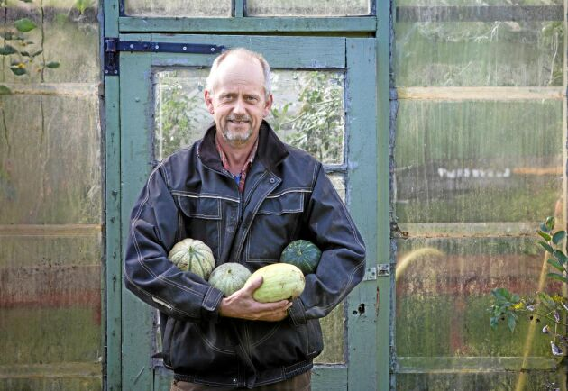 """""""Kräftpremiären var melonodlarens julafton förr i tiden, det är inte många som känner till den traditionen idag"""", säger Ingmar Nilsson."""