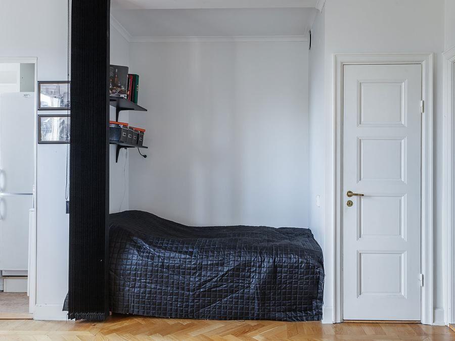 För tre miljoner i Stockholm får du en etta på 31 kvadratmeter.