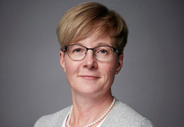– Vi håller inte med om att det saknas lagstöd för registreringen av nyckelbiotoper, säger Cecilia Hedman.