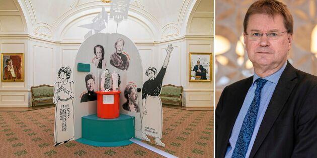 Riksdagsförvaltningen efter kritiken: Vi försöker verkligen sprida kunskap utanför Stockholm
