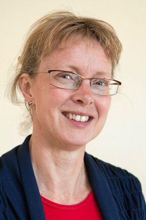 Lotta Berg, professor i djurhälsa.