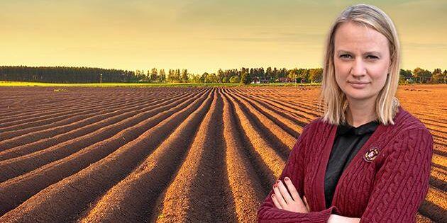 Svenskt lantbruk levererade trots ett krisår