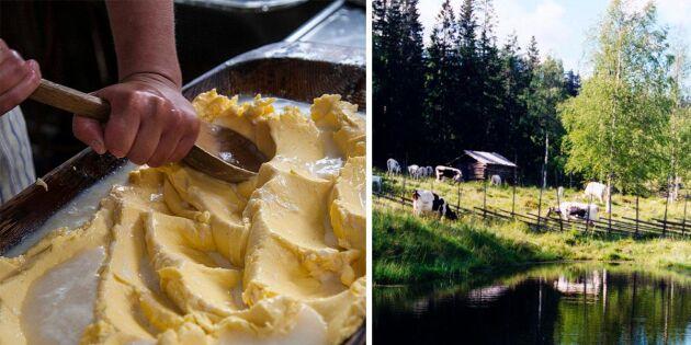 14 miljoner till svensk matkultur