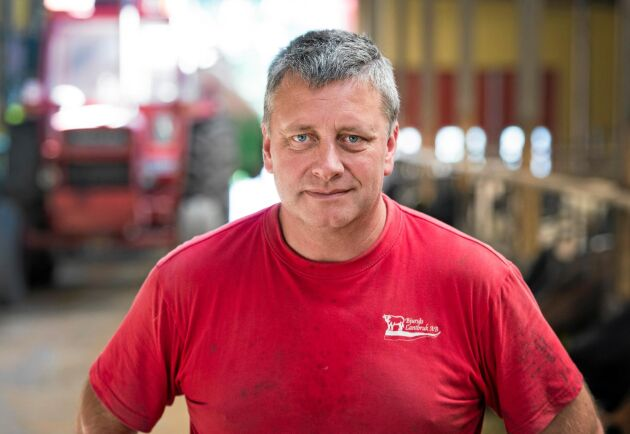 Jan Forssell, Sveriges Nötköttsproducenter.