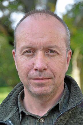 Petr Skočdopole, direktör för kyrkans bolag Ärkebiskopsskogar i Olomouc.