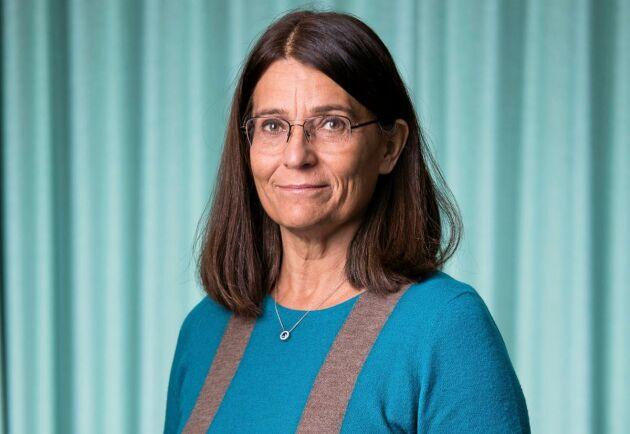 Carina Håkansson, VD Skogsindustrierna.