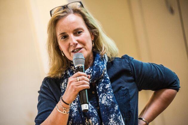 Annika Bergman lämnar LRF:s styrelse efter sju år.