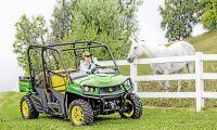 John Deere bygger ut sin Gator-fabrik